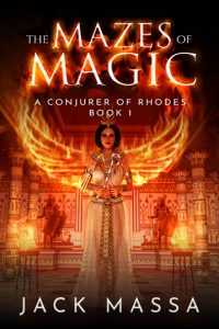 The Mazes of Magic cover