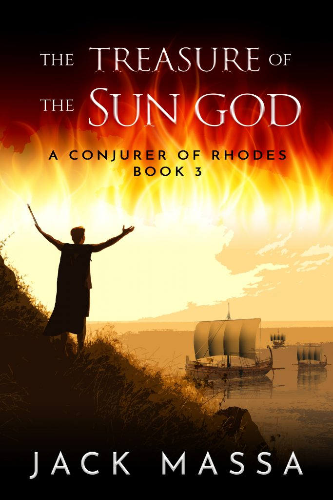 Treasure of the Sun Gode