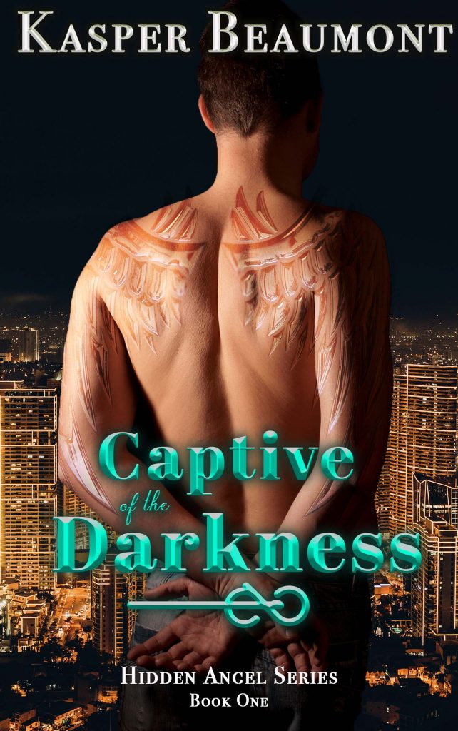 Captive of Darkness Cover