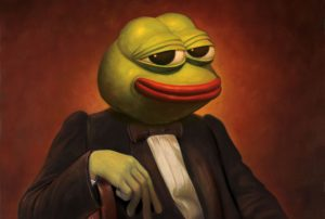 Pepe the Frog from New York Magazine