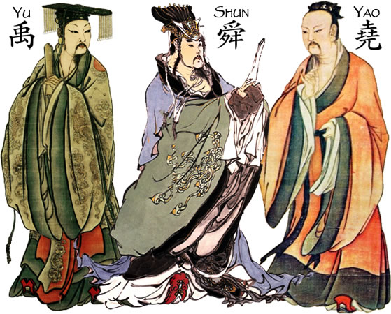 Ancient Chinese Rulers