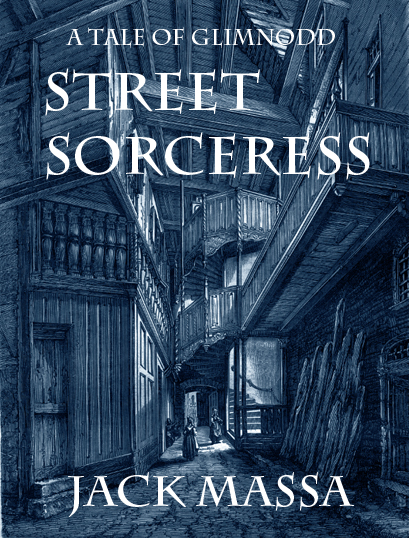 Street Sorceress Cover