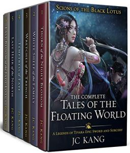 Complete Tales of the Floating World Boxset