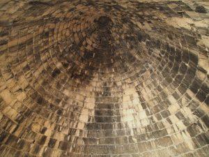 Beehive Tomb Interior