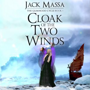 Cloak of the Two Winds Audio Book Cover