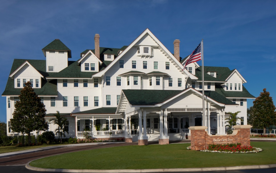 The Belleview Inn today